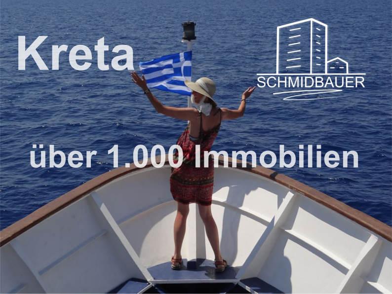 Kreta - über 1000 Immobilien